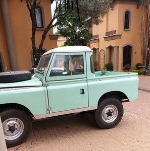 1951 Series 2 Landrover SWB For Sale