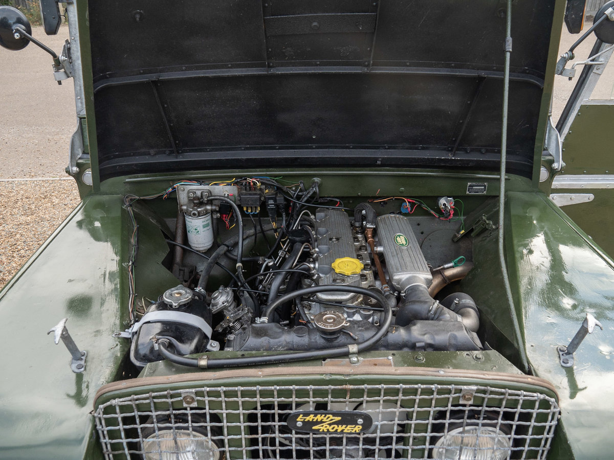 """1949 Series 1 Land Rover - """"The Mistress"""" For Sale (picture 3 of 6)"""