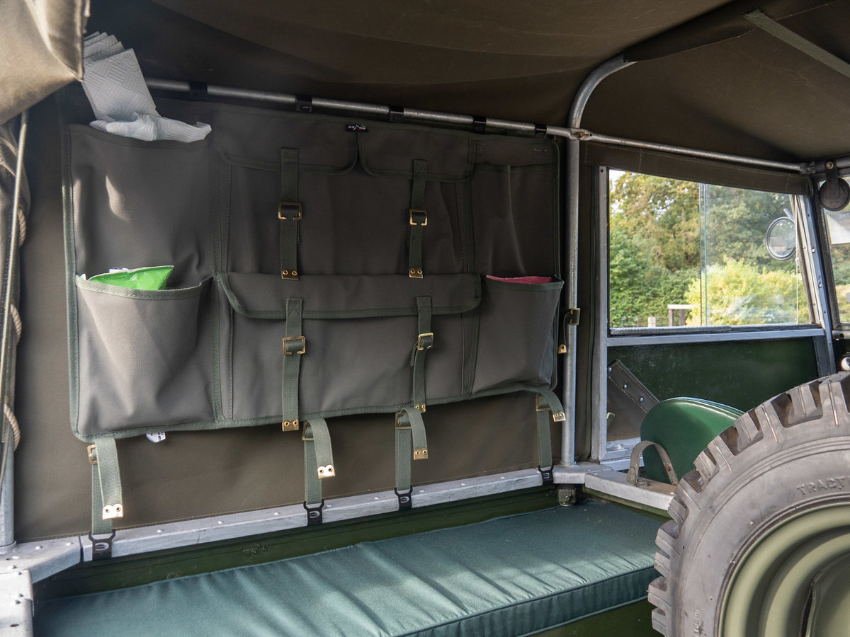 """1949 Series 1 Land Rover - """"The Mistress"""" For Sale (picture 4 of 6)"""