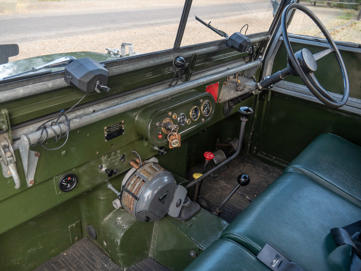 """1949 Series 1 Land Rover - """"The Mistress"""" For Sale (picture 5 of 6)"""