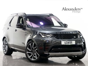 2018 18 18 LAND ROVER DISCOVERY 5 HSE COMMERCIAL AUTO