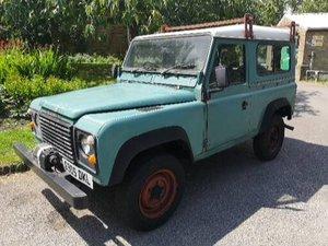 1985 LAND ROVER DEFENDER 90 200 TDI For Sale