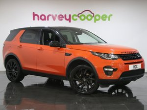 2016 Land Rover Discovery Sport 2.0 TD4 180 HSE Luxury 5dr Auto 2 SOLD