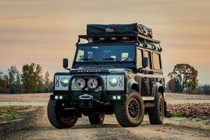 1992 Land Rover Defender Arkonik 110 TDI All Black LHD $obo For Sale