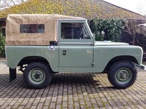 1965 Land rover series 2A full restoration  For Sale