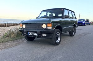 1994 Range Rover Classic Soft Dash - New Engine For Sale