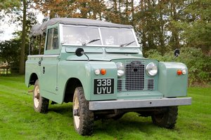 1960 Land Rover Series 2 - Just £8,000 - £10,000