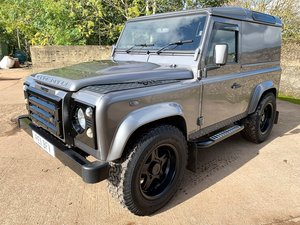 2011 Twisted P4 Land Rover Defender 90 TDCi hardtop+superb!