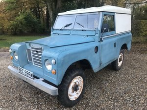 Picture of Land Rover Series 3 III 1981 88 SOLD