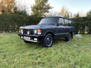 1988 Range Rover Classic vougue se  For Sale
