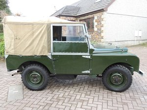 1952 Landrover Series One  For Sale