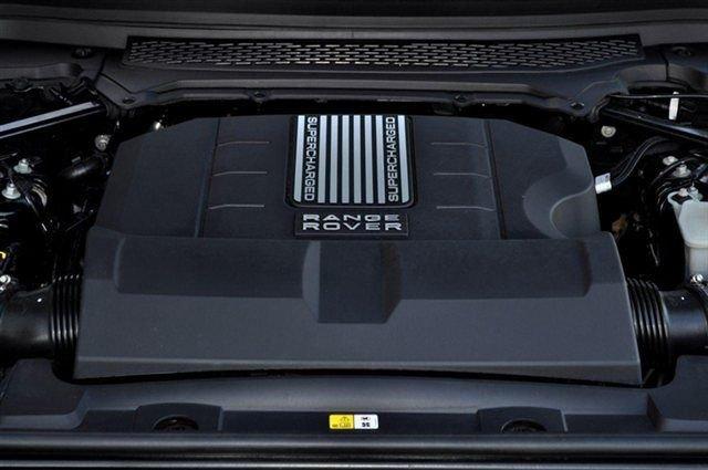 2013 Land Rover Range Rover Lumma CLR R For Sale (picture 6 of 6)