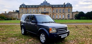 2006 LHD LAND ROVER DISCOVERY 3, 2.7 TDV6, LEFT HAND DRIVE For Sale