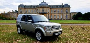 2012 LHD LAND ROVER DISCOVERY 4, 3.0 SDV6 SE,LEFT HAND DRIVE For Sale