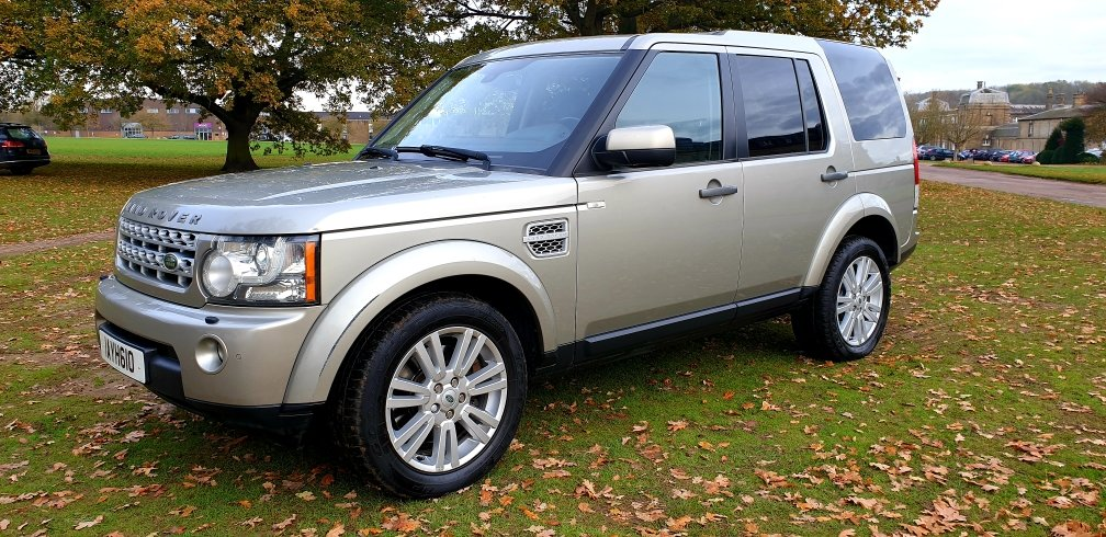2012 LHD LAND ROVER DISCOVERY 4, 3.0 SDV6 SE,LEFT HAND DRIVE For Sale (picture 4 of 6)