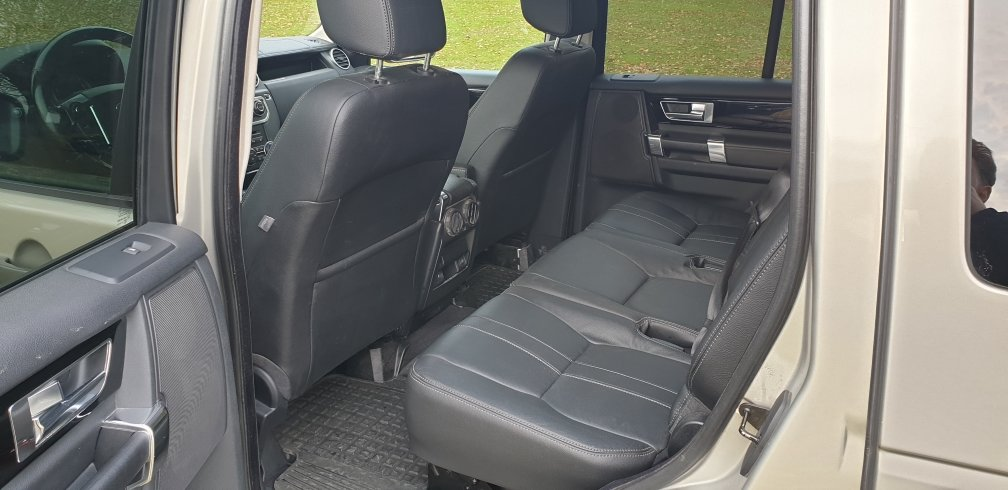 2012 LHD LAND ROVER DISCOVERY 4, 3.0 SDV6 SE,LEFT HAND DRIVE For Sale (picture 6 of 6)