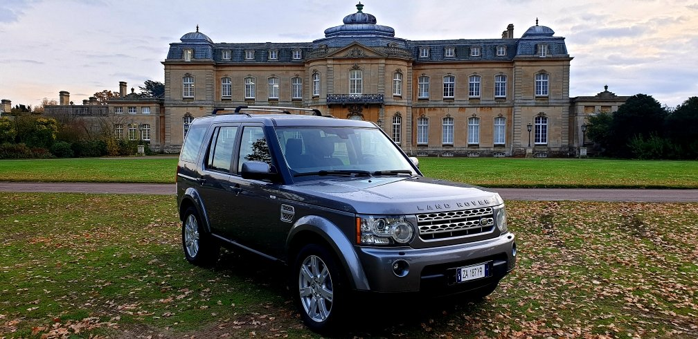 2010 LHD LAND ROVER DISCOVERY 4,3.0 SDV6 SE, LEFT HAND DRIVE For Sale (picture 1 of 6)