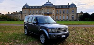 2010 LHD LAND ROVER DISCOVERY 4,3.0 SDV6 SE, LEFT HAND DRIVE For Sale