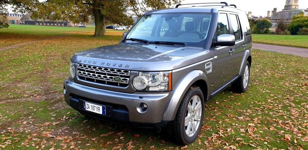 2010 LHD LAND ROVER DISCOVERY 4,3.0 SDV6 SE, LEFT HAND DRIVE For Sale (picture 3 of 6)