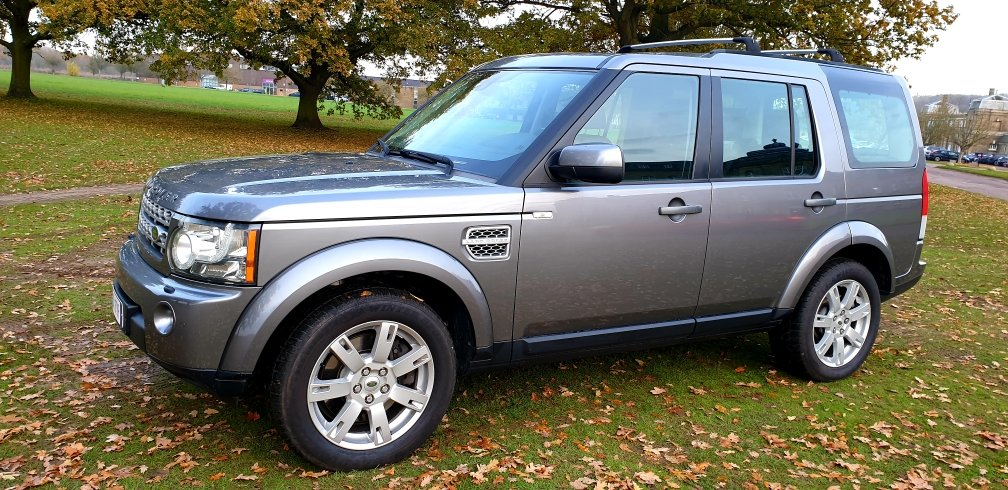 2010 LHD LAND ROVER DISCOVERY 4,3.0 SDV6 SE, LEFT HAND DRIVE For Sale (picture 4 of 6)