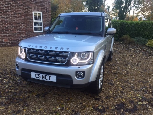 2015 LAND ROVER DISCOVERY 4 3.0 SDV6 COMMERCIAL - HIGH SPEC! For Sale (picture 2 of 6)