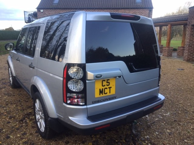 2015 LAND ROVER DISCOVERY 4 3.0 SDV6 COMMERCIAL - HIGH SPEC! For Sale (picture 3 of 6)