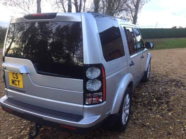 2015 LAND ROVER DISCOVERY 4 3.0 SDV6 COMMERCIAL - HIGH SPEC! For Sale (picture 4 of 6)