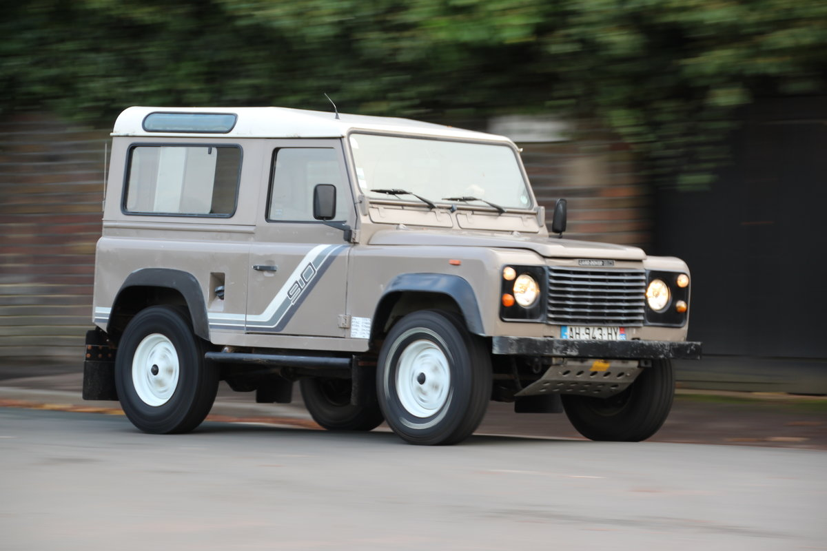 1988 Land Rover 90 2.5TD LHD (USA Eligible) For Sale (picture 4 of 6)