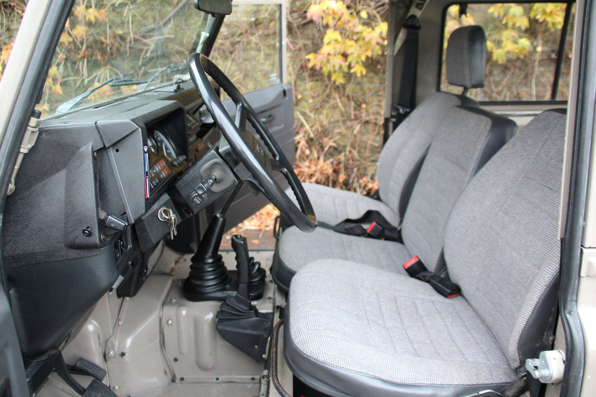 1988 Land Rover 90 2.5TD LHD (USA Eligible) For Sale (picture 5 of 6)
