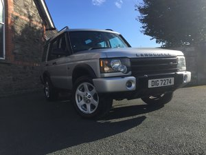 2003 V8 discovery low mileage