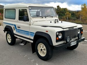 1987 Land Rover Defender 90 - LHD & Stunning!  For Sale