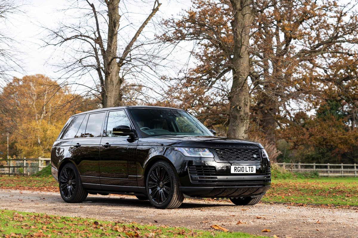 2019 (19) Range Rover 5.0 Supercharged Autobiography For Sale (picture 1 of 6)