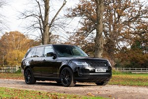 2019 (19) Range Rover 5.0 Supercharged Autobiography For Sale