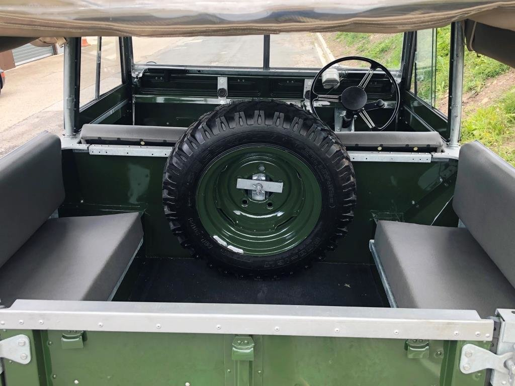 1959 Land Rover Series II, Concours condition For Sale (picture 5 of 10)