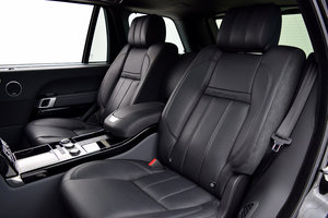 2014 Land Rover Range Rover LWB Black Edition Autobiography