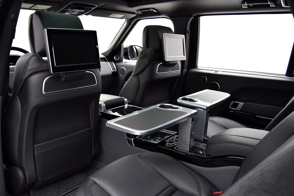 2014 Land Rover Range Rover LWB Black Edition Autobiography For Sale (picture 2 of 5)