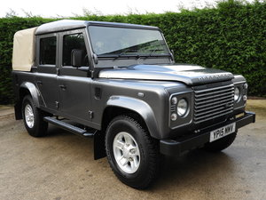 2015 LAND ROVER DEFENDER 110 2.2 TDCI COUNTY DBL CAB !!! For Sale