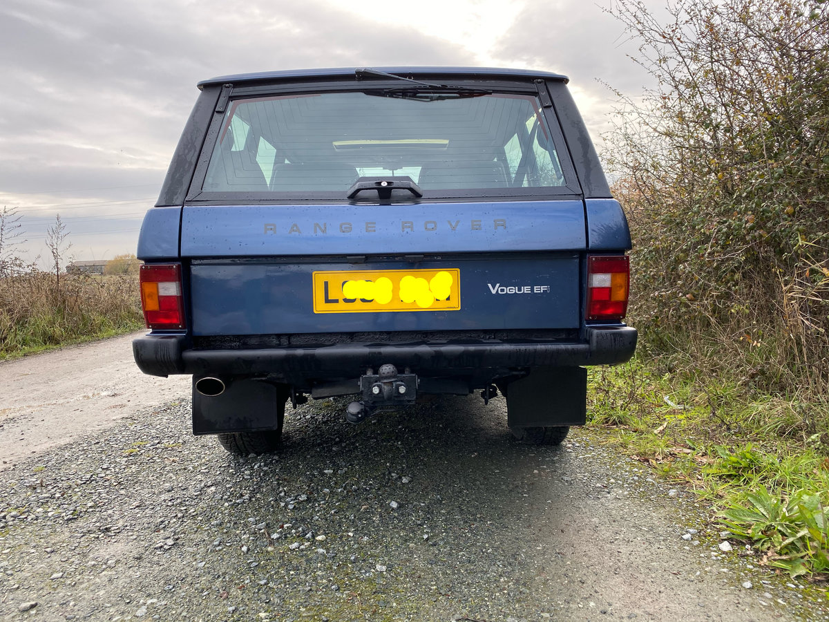 1994 Range Rover Classic 3.9 EFi Vogue For Sale (picture 4 of 6)