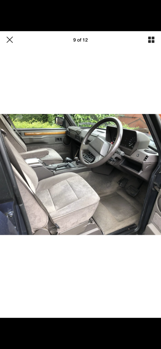 1994 Range Rover Classic 3.9 EFi Vogue For Sale (picture 5 of 6)