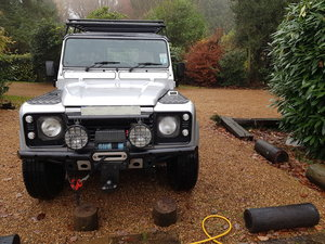 2004 Land rover defender 90 td5  For Sale