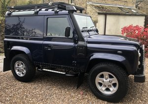 2014 LAND ROVER DEFENDER 90 HARD TOP XS For Sale