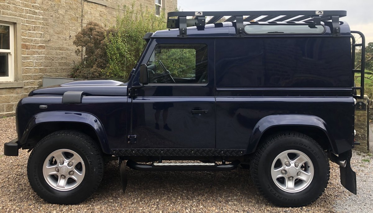2014 LAND ROVER DEFENDER 90 HARD TOP XS For Sale (picture 2 of 6)