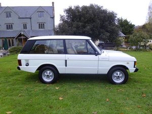Picture of 1984 Range Rover classic two-door Fully Restored SOLD