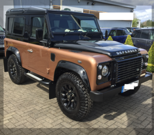 2016 Land Rover Defender Autobiography 90