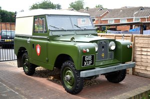 1961 Land Rover series 2 outstanding 26300mls