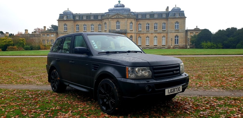LHD 2006 RANGE ROVER SPORT 2.7 SE, DIESEL, LEFT HAND DRIVE For Sale (picture 1 of 6)