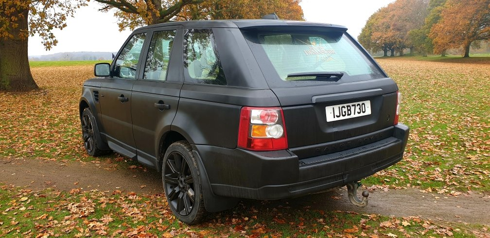 LHD 2006 RANGE ROVER SPORT 2.7 SE, DIESEL, LEFT HAND DRIVE For Sale (picture 3 of 6)