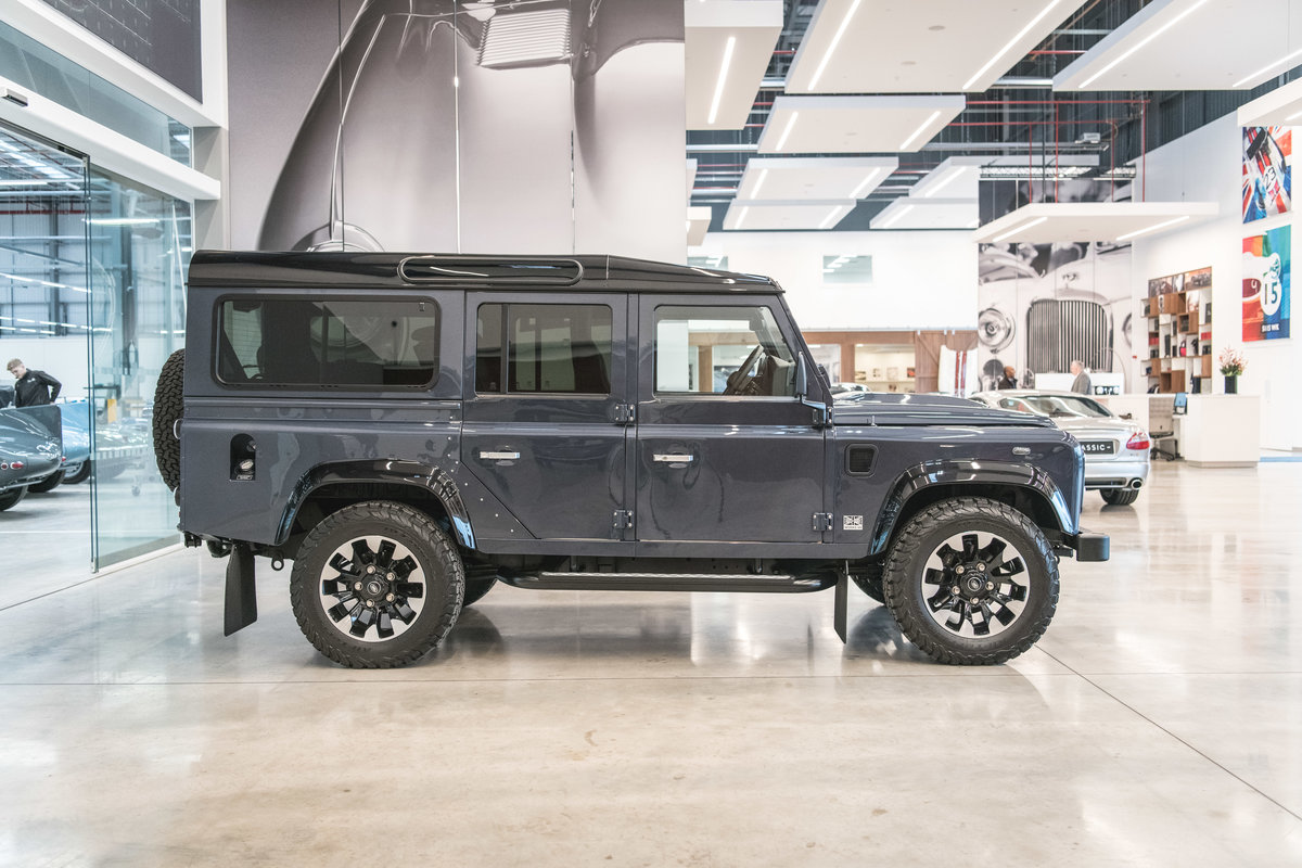 2016 Land Rover Defender 110 Works V8 70th Edition For Sale (picture 2 of 6)