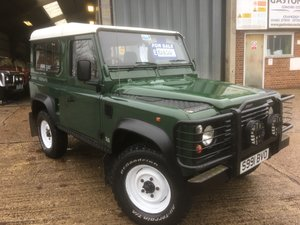 1998 Land rover Defender 300 tdi station wagon style For Sale