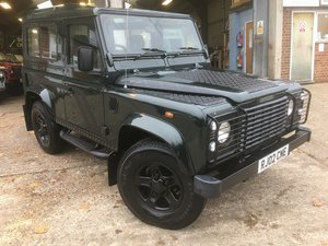 2002 Land rover td5 county station wagon style For Sale